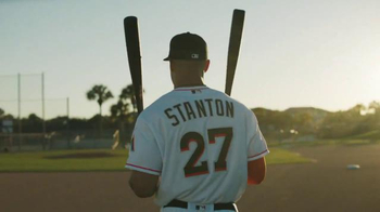 Major League Baseball TV Spot, '#THIS: Giancarlo Stanton Is Strong' - Thumbnail 1