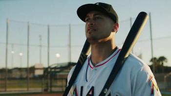 Major League Baseball TV Spot, '#THIS: Giancarlo Stanton Is Strong' - Thumbnail 2