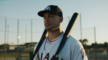 Major League Baseball TV Spot, '#THIS: Giancarlo Stanton Is Strong' - 58 commercial airings