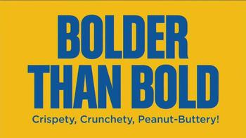 Butterfinger TV Spot, 'Bolder Than Bold: Bright Yellow Wrapper & Sticky' - Thumbnail 10