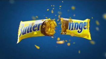 Butterfinger TV Spot, 'Bolder Than Bold: Bright Yellow Wrapper & Sticky' - Thumbnail 5