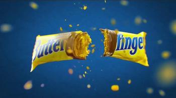 Butterfinger TV Spot, 'Bolder Than Bold: Bright Yellow Wrapper & Sticky' - Thumbnail 8
