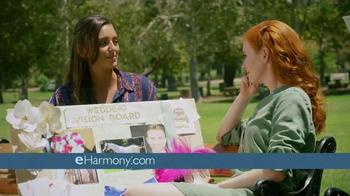 eHarmony TV Spot, 'Wedding Vision Board' - 1729 commercial airings