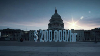 Bernie 2016 TV Spot, '$200,000' - 2 commercial airings