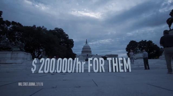Bernie 2016 TV Spot, '$200,000' - Thumbnail 8