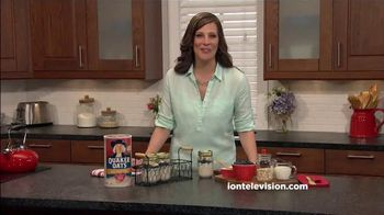Quaker TV Spot, 'ION Television: Overnight Oats' - 2 commercial airings