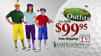 GolfKnickers.com TV Spot, 'Unique Experience' - Thumbnail 6