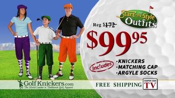 GolfKnickers.com TV Spot, 'Unique Experience' - Thumbnail 4