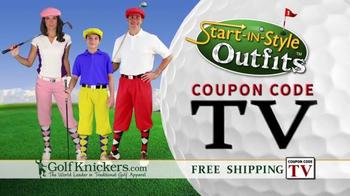 GolfKnickers.com TV Spot, 'Unique Experience' - Thumbnail 5