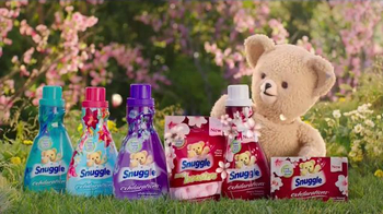 Snuggle Exhilarations Cherry Blossom TV Spot, 'Bloom' - Thumbnail 10