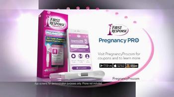 First Response Pregnancy PRO TV Spot, 'No Way' - Thumbnail 4