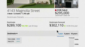 Zillow TV Spot, 'Chris's Home' - Thumbnail 5