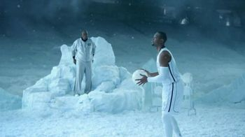 Gatorade Frost TV Spot, 'Play Cool' Featuring Dwyane Wade, George Gervin - 6948 commercial airings
