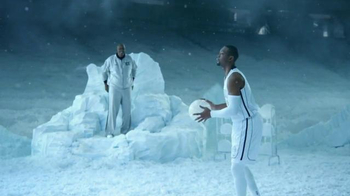 Gatorade Frost TV Spot, 'Play Cool' Featuring Dwyane Wade, George Gervin - Thumbnail 4