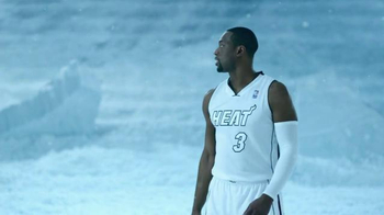Gatorade Frost TV Spot, 'Play Cool' Featuring Dwyane Wade, George Gervin - Thumbnail 7
