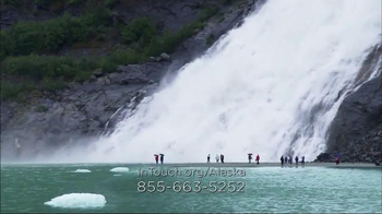 2016 In Touch Alaska Cruise TV Spot, 'Relax and Get Away' - Thumbnail 3