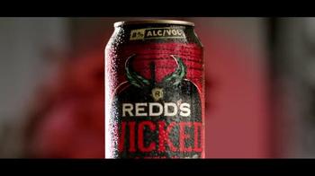 Redd's Wicked Apple TV Spot, 'Draw' - Thumbnail 6