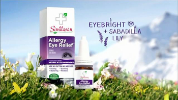 Similasan Allergy Eye Relief TV Spot, 'Different' - Thumbnail 7