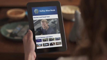 Kelley Blue Book TV Spot, 'New Car Smart' - Thumbnail 8