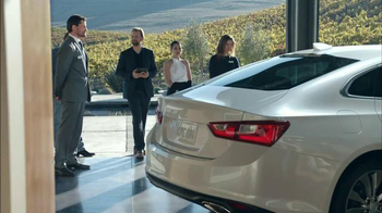 2016 Chevrolet Malibu TV Spot, 'One Word' - Thumbnail 4