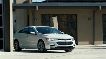 2016 Chevrolet Malibu TV Spot, 'One Word' - Thumbnail 5