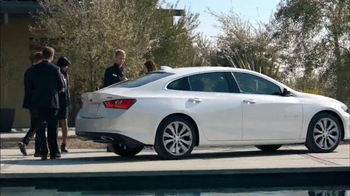 2016 Chevrolet Malibu TV Spot, 'One Word' - Thumbnail 6