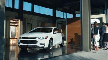 2016 Chevrolet Malibu TV Spot, 'One Word' - 52 commercial airings