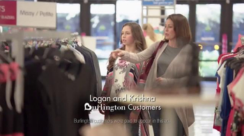 Burlington Coat Factory TV Spot, 'Spring Shopping for This Mom & Daughter' - Thumbnail 1