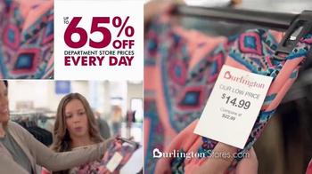 Burlington Coat Factory TV Spot, 'Spring Shopping for This Mom & Daughter' - Thumbnail 5