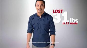 SlimFast TV Spot, 'Angelo' - Thumbnail 2