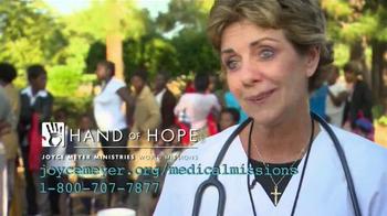 Joyce Meyer Ministries TV Spot, 'Hand of Hope: Hooked' - Thumbnail 8