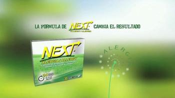 Next Allergy TV Spot, 'Cambia el resultado' [Spanish] - Thumbnail 3