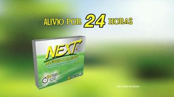 Next Allergy TV Spot, 'Cambia el resultado' [Spanish] - Thumbnail 7