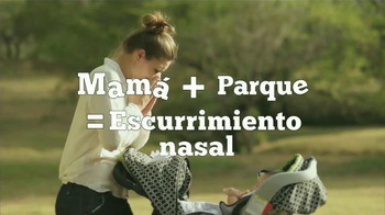 Next Allergy TV Spot, 'Mamá + Parque' [Spanish]