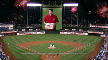 Papa John's TV Spot, 'The Official Pizza of MLB'