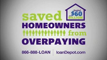 Loan Depot TV Spot, 'Mortgage Boom'