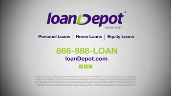 Loan Depot TV Spot, 'Mortgage Boom' - Thumbnail 8
