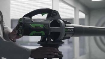 EGO Power + Blower TV Spot, 'Testing Facility' - Thumbnail 2
