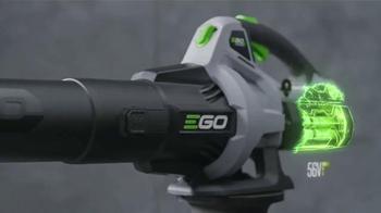 EGO Power + Blower TV Spot, 'Testing Facility' - Thumbnail 4