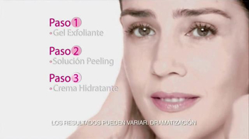 Cicatricure Microdermabrasion TV Spot, 'Tres pasos' [Spanish]