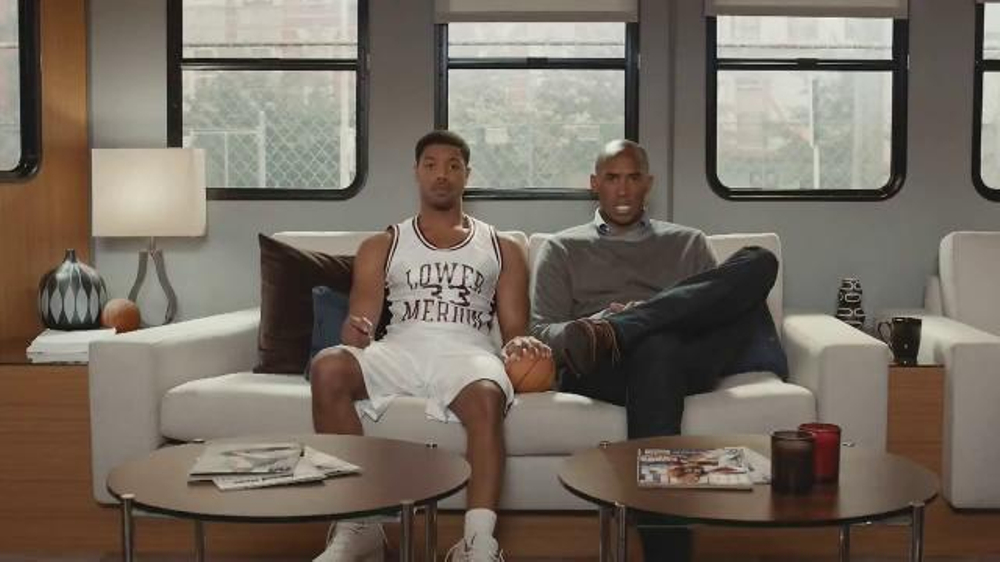 Image result for apple commercial kobe bryant