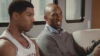 Apple TV TV Spot, 'Father Time' Featuring Kobe Bryant, Michael B. Jordan - Thumbnail 3