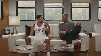 Apple TV TV Spot, 'Father Time' Featuring Kobe Bryant, Michael B. Jordan - Thumbnail 4