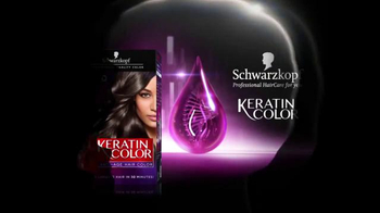 Schwarzkopf Keratin Color TV Spot, 'Full Gray Coverage' - Thumbnail 2