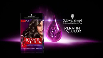Schwarzkopf Keratin Color TV Spot, 'Full Gray Coverage'