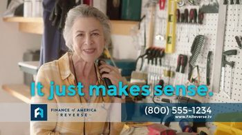 Finance of America Reverse TV Spot, 'Improve Your Home Without Payments'
