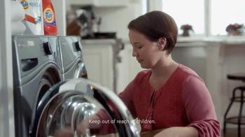 Tide Rescue TV Spot, 'Potty Training' - Thumbnail 5