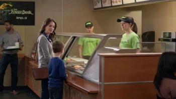 Subway TV Spot, 'The Jungle Book: Veggies' - Thumbnail 1