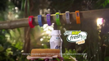 Subway TV Spot, 'The Jungle Book: Veggies' - Thumbnail 8