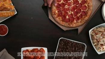 Pizza Hut $5 Flavor Menu TV Spot, 'Captain America: Civil War' - Thumbnail 2